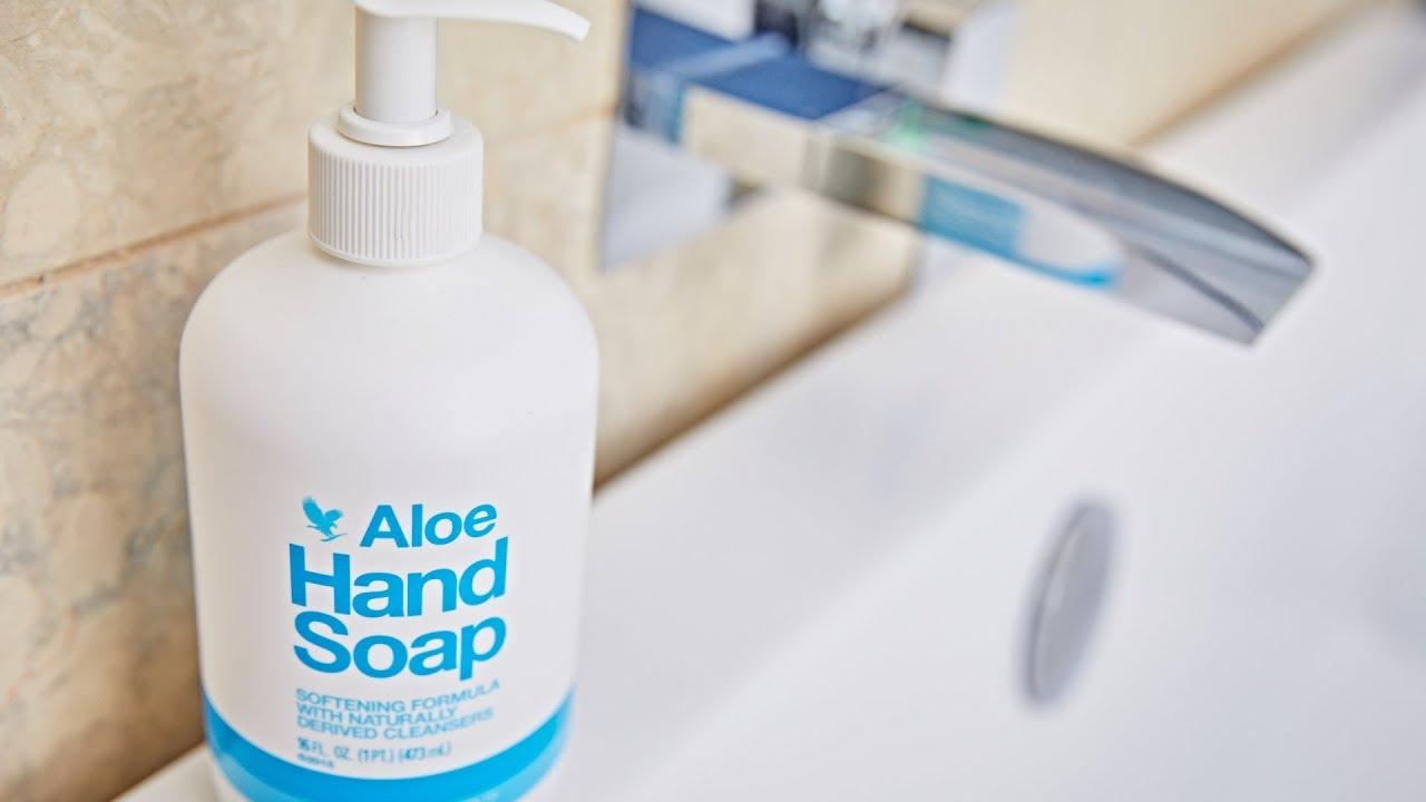 Forever Aloe Hand Soap