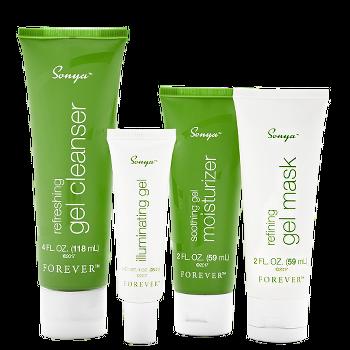Coffret Sonya daily Skincare system Forever