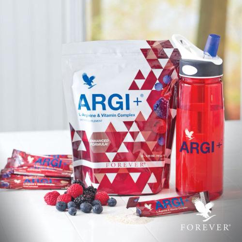 Bienfaits Forever Argi+