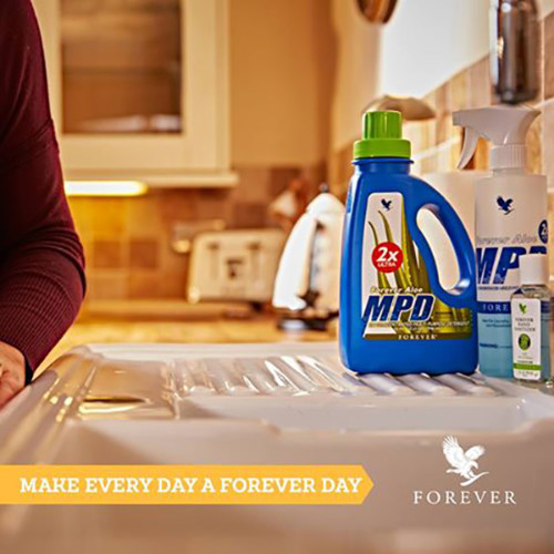Forever Aloe MPD 2X Ultra bienfaits