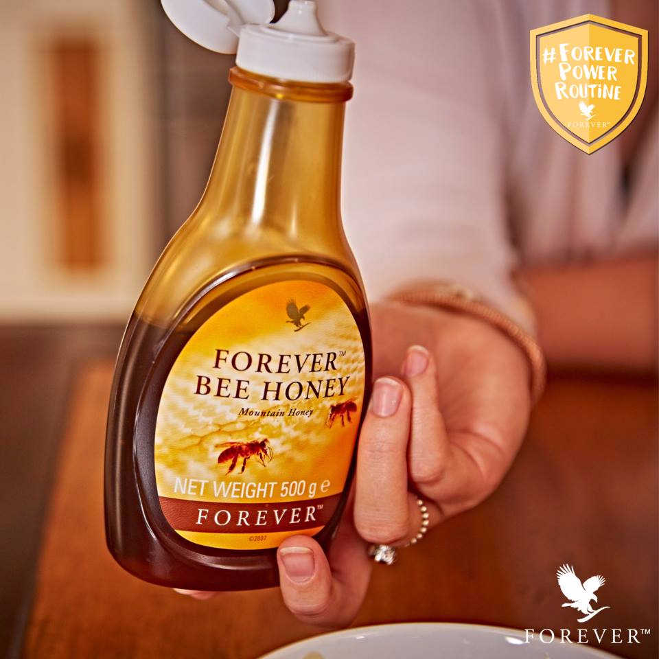 Forever Bee Honey Miel