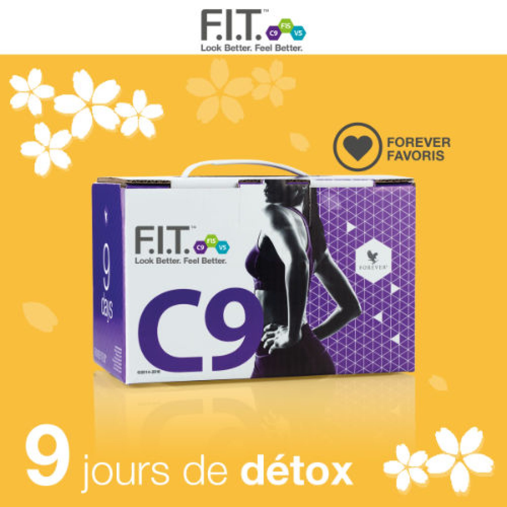 Forever C9 / Clean 9 Bienfaits (AVIS, Prix, Où Acheter ...