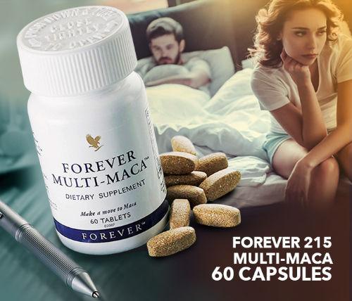Forever Multi-Maca Avantages