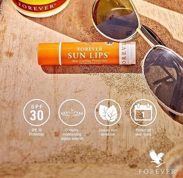Forever Sun Lips ingrédients