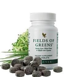 fields of greens bienfaits
