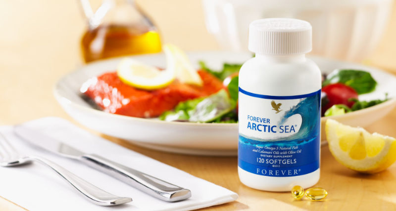 Forever Arctic Sea - Omega 3 Supplement